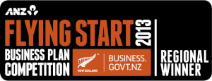 NZ Flying Start Regional Logo