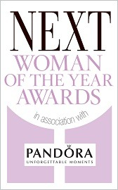 NEXT Woman of the Year Awards - Business Finalist - Debra Chantry